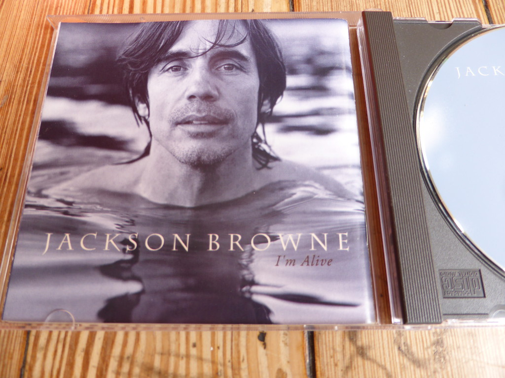 """Mit diesem Album aus dem Jahr 1993 tauchte der Songwriter aus Los Angeles buchstäblich wieder auf. Und wie. """"Sky Blue And Black"""" ist einer der berührendsten Songtexte, die ich kenne."""