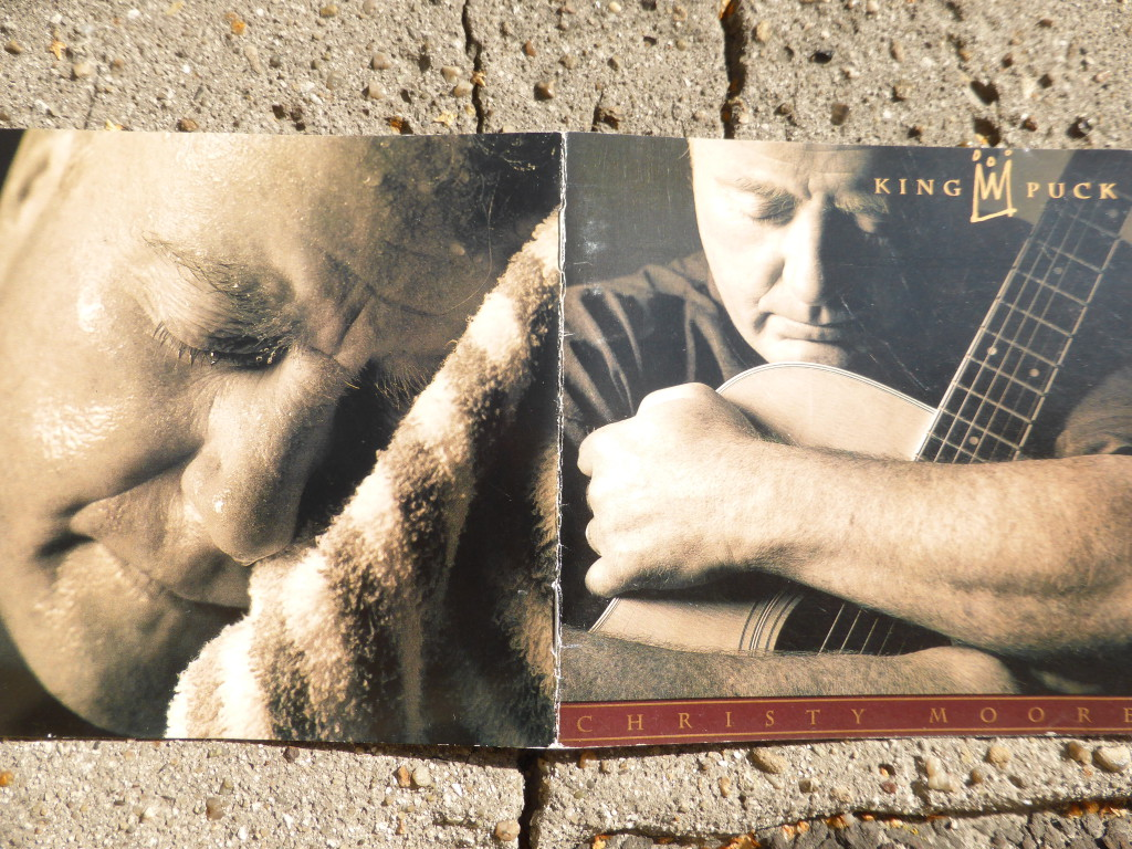 "Christy Moore. One of Ireland's finest. The call this energetic man ""The storm in a T-shirt"". Not for nothing."