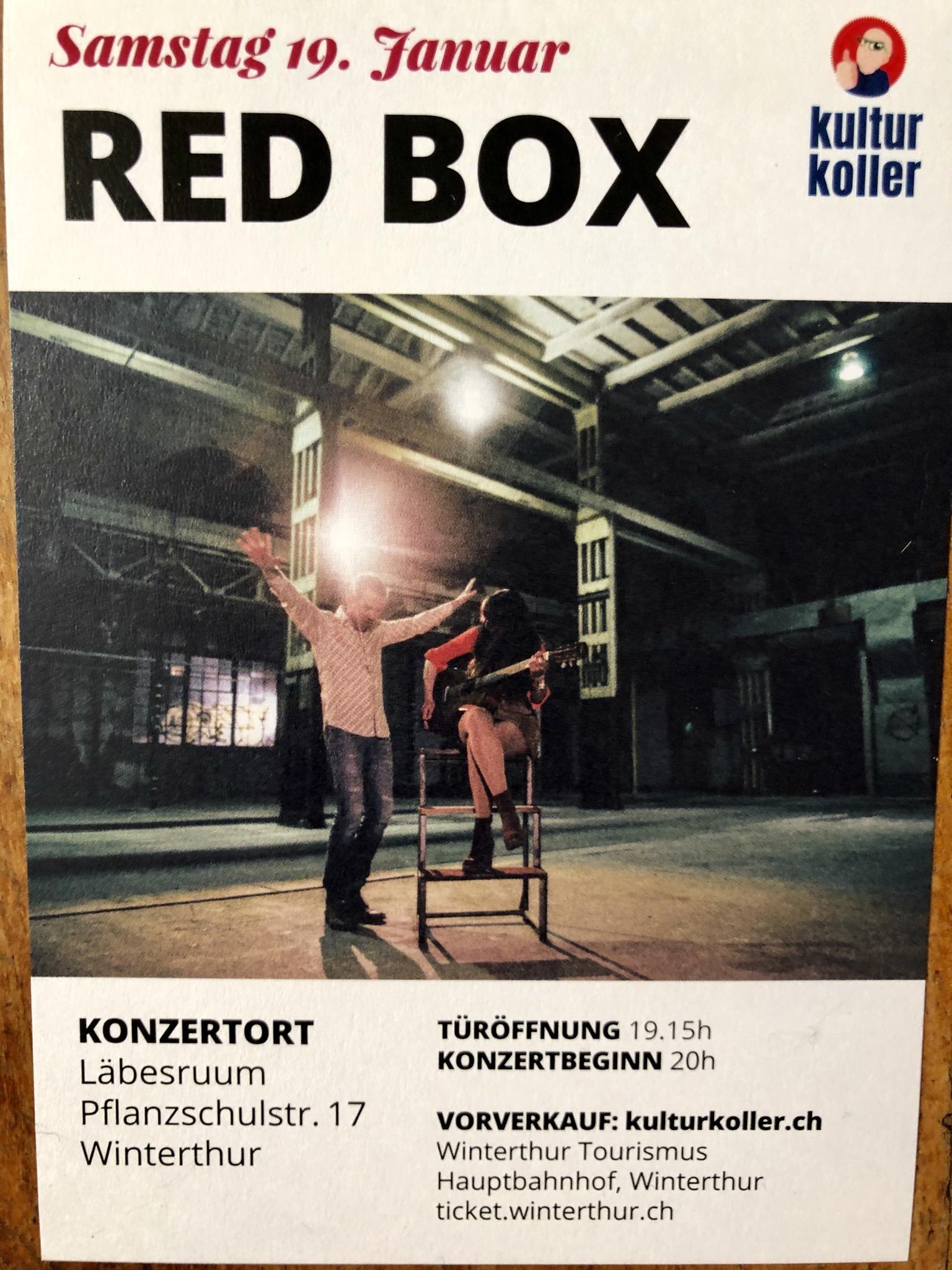 Redboxmusic
